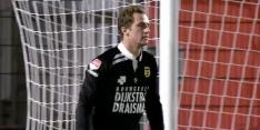 Video: Cambuur-keeper Mous helpt Almere City aan voorsprong