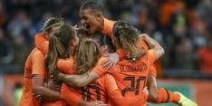 Oranje met anderhalf been op WK na ruime winst op Zwitserland