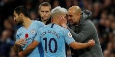Agüero mist door blessure kraker tussen City en Chelsea