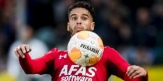 Maher verlaat AZ en tekent voor drie jaar bij FC Utrecht