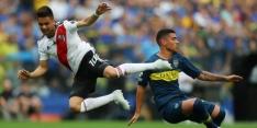 Boca Juniors krijgt titel niet en moet spelen tegen River Plate