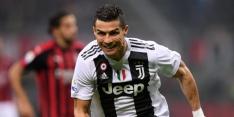 Juventus pakt volle buit, Higuaín mist penalty en pakt rood
