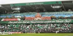 Doorgaan oefenduel Groningen in Duitsland op losse schroeven