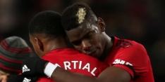 Pogba en Martial melden zich af voor duel met Oranje