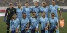 Oranje Leeuwinnen loten vrij gunstig voor EK-kwalificatie