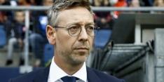 """Van der Zee: """"Hopelijk mogen we eind april allemaal voetballen"""""""