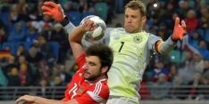 Duitsland tankt vertrouwen richting duel met Oranje