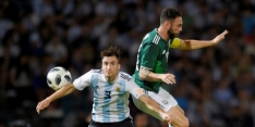 Captain Tagliafico verslaat met Argentinië PSV'er Gutiérrez