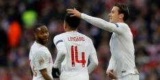 Engeland pakt groepswinst en laat Kroatië degraderen