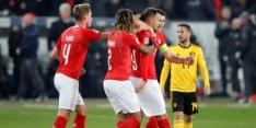 Zwitsers spreken van een 'perfecte wedstrijd' na stunt op België