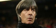 Löw kan tegen Oranje niet beschikken over Klostermann
