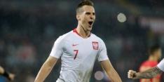 Milik scoort voor Polen, maar is ontevreden over reserverol