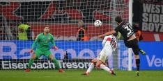 Volland herstelt misser met twee goals tegen Stuttgart