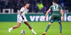 Memphis helpt Lyon met assist aan cruciale derby-winst