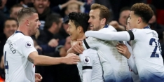 Eerste nederlaag voor Chelsea na bliksemstart Spurs