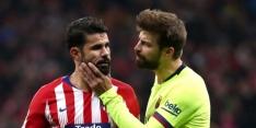 Atlético Madrid laat aanvaller Diego Costa opereren in Brazilië
