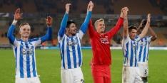 Kongolo neemt met Huddersfield Town afscheid van rode lantaarn