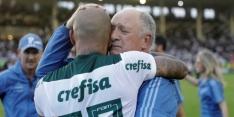Scolari verovert met Palmeiras de landstitel in Brazilië
