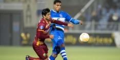 'PEC Zwolle zet Lachman tot winterstop uit eerste selectie'
