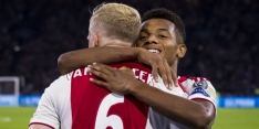 Ajax met Van de Beek, Wöber en Neres tegen AEK Athene