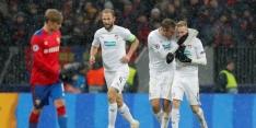 Real en Roma zeker van overwintering na verlies CSKA