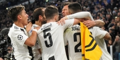 Groep H: Manchester verder na late goal, ook Juve wint