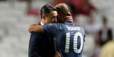 Robben springt in de bres voor bekritiseerde trainer Kovac