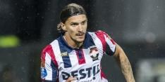 Roda neemt Belgische aanvaller Croux over van Willem II