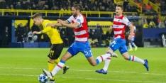 Brugge houdt in Dortmund knap stand en pakt punt