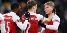 """Achttienjarig talent schittert bij Arsenal: """"Hij is een voorbeeld"""""""