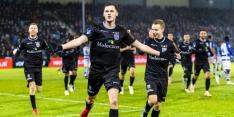 """Leemans wint weer eens met PEC Zwolle: """"Dit is wel lekker"""""""