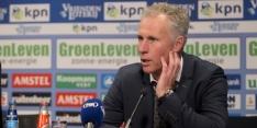 Eijer snapt niet dat de VAR niet ingreep bij derde Heerenveen-goal