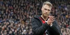 Feyenoord mist Jørgensen weken door pijn in hamstring