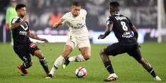 PSG verliest Neymar én perfecte status in Bordeaux