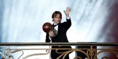 Gouden Bal: Modric doorbreekt hegemonie Ronaldo en Messi