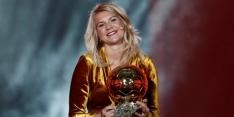 Ballon d'Or-winnares Hegerberg ook niet in WK-groep Noorwegen