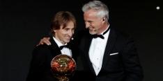 """Modric krijgt Gouden Bal: """"Ik probeer het te beseffen"""""""