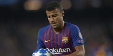 PSG strikt Rafinha tot 2023 na negen jaar Barça