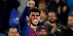 Barcelona hevelt Aleñá over naar A-selectie door blessure Rafinha