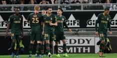 AS Monaco verovert zwaarbevochten punt in degradatiestrijd