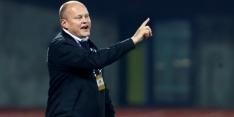Letland en bondscoach Paatelainen na maanden alweer uit elkaar