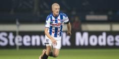 Heerenveen zonder Thorsby, Zeneli en Lammers vraagtekens