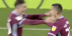 Video: El Ghazi van afstand alweer trefzeker voor Aston Villa