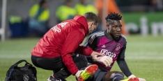 'Onana ligt op schema voor duel met Bayern München'