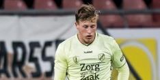 Bergström in de basis bij Utrecht, Droste vervangt Breukers