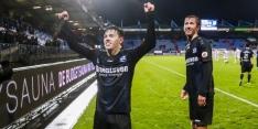 """Van Bergen maakt langverwachte eerste goals: """"Ontzettend blij"""""""