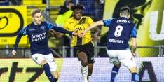 Vitesse-back Karavaev is 'absoluut niet' bezig met winters vertrek