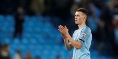 Manchester City verlengt contract van 'geweldig' talent Foden