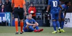 Toornstra is fit genoeg voor wedstrijd tegen Utrecht