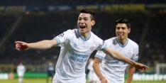 PSV frustreert Inter en besluit CL-campagne met punt in Milaan
